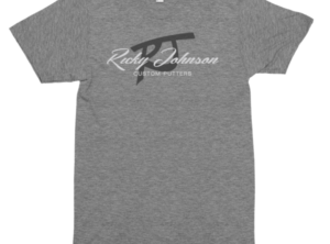 Ricky Johnson Logo Short Sleeve T-Shirt
